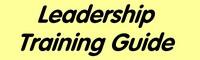 Dan Gregory's Personal Leadership Training Guide