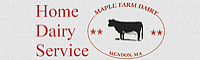 Maple Farm Dairy, Mendon MA - Quality dairy products delivered to your home. www.MapleFarmDairy.com